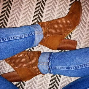 Ankle High Booties